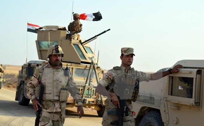 Irak: L'armée reprend à l'EI la ville de Hawija - ảnh 1