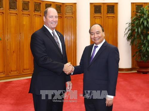 Vietnam et Etats-Unis prêts à approfondir leur partenariat intégral - ảnh 1