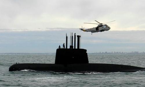 Argentine: les appels par satellites ne provenaient pas du sous-marin - ảnh 1
