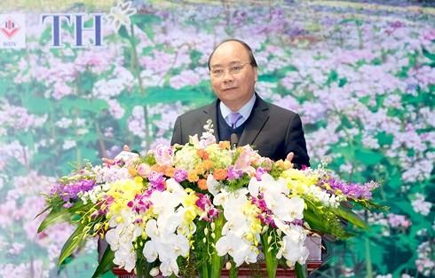 Conférence sur la promotion de l'investissement à Hà Giang en 2017 - ảnh 1