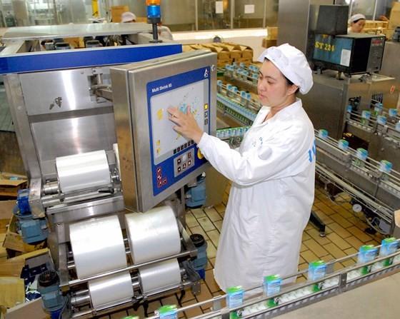 Industrie 4.0: les entreprises à Ho Chi Minh-ville innovent - ảnh 1