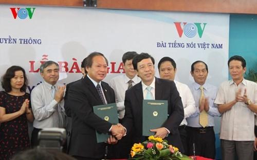 В Ханое официально передано Цифровое телевидение