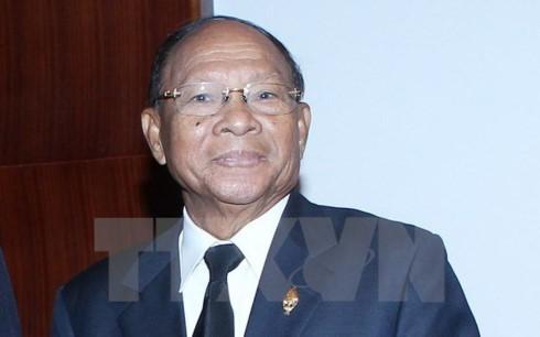 Глава Национальной ассамблеи Камбоджи совершит официальный визит во Вьетнам - ảnh 1