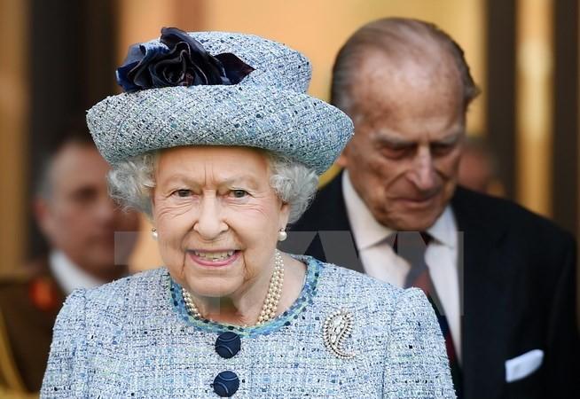 Елизавета II представила в парламенте программу деятельности правительства - ảnh 1