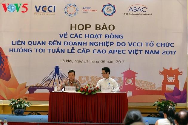 АТЭС 2017 будет значительно способствовать повышению добавленной стоимости вьетнамских товаров - ảnh 1