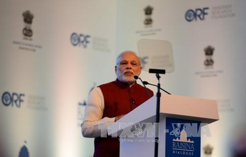 Премьер-министр Индии начал турне по Европе и США - ảnh 1