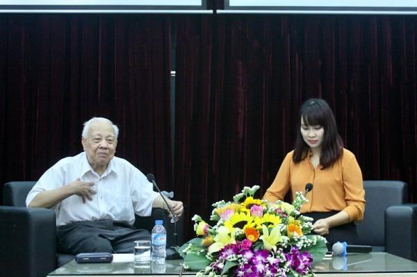 В Ханое состоялся симпозиум «История развития космонавтики Вьетнама и мечта освоения космоса»   - ảnh 1
