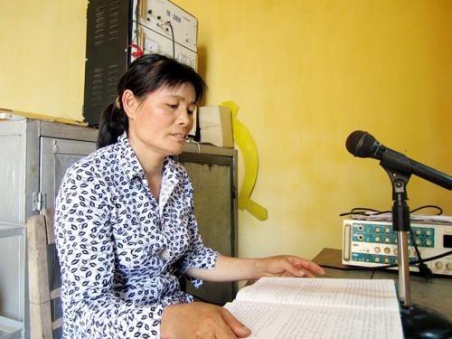 Чан Тхи Ханг идет в авангарде строительства новой деревни в провинции Хынгиен - ảnh 1