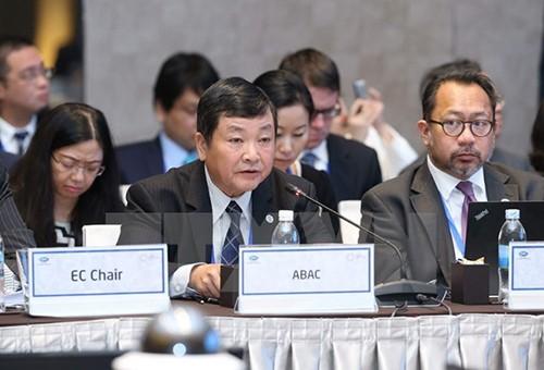 Вьетнам принимает активное участие в программах 3-го заседании ДКС АТЭС - ảnh 1