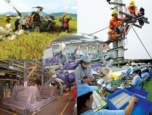 EIU: рост экономики Вьетнама стабилизируется в период с 2017 по 2021 год - ảnh 1