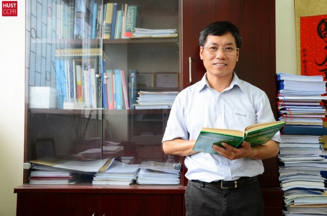 Доцент Та Као Минь - лауреат престижной премии Nagamori - ảnh 1