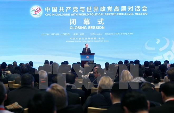 В Китае принята Пекинская инициатива на благо развития мира - ảnh 1