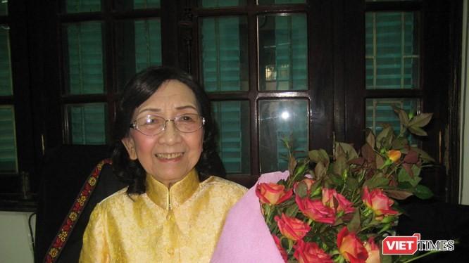 О женщине-ученой, профессоре Фам Тхи Чан Тяу - ảnh 1