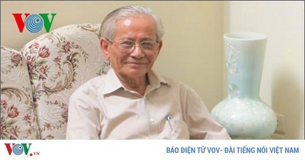 О профессоре, народном учителе Фан Хи Ле - ảnh 1