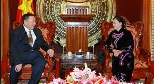 Vietnam treasures developing relations with Mongolia - ảnh 1