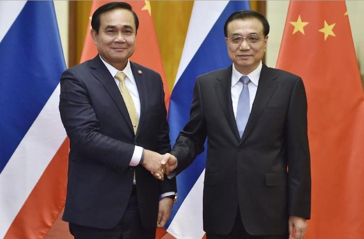 Thailand, China boost bilateral relations - ảnh 1