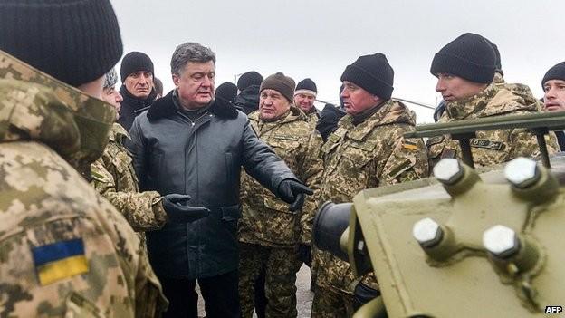Ukraine abandons non-aligned status - ảnh 1