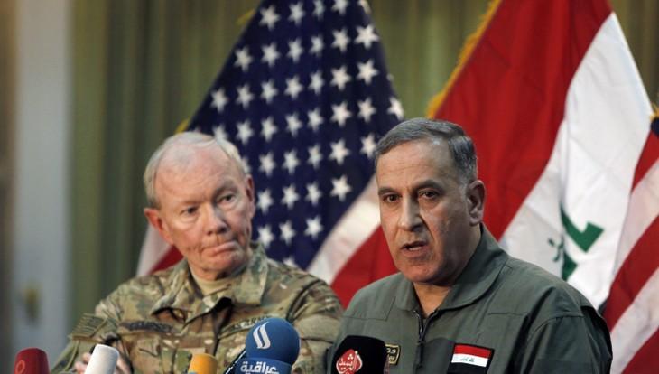 Iraqi divide interferes anti-IS coalition - ảnh 1