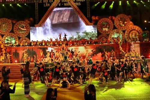 5th Buon Ma Thuot Coffee Festival concludes - ảnh 1