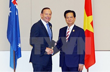 PM Nguyen Tan Dung visits Australia and New Zealand - ảnh 1