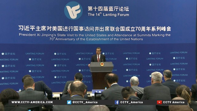 China to boost mutual trust with the US - ảnh 1