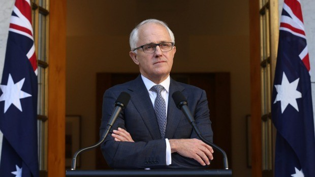 Australia's new PM announces cabinet - ảnh 1