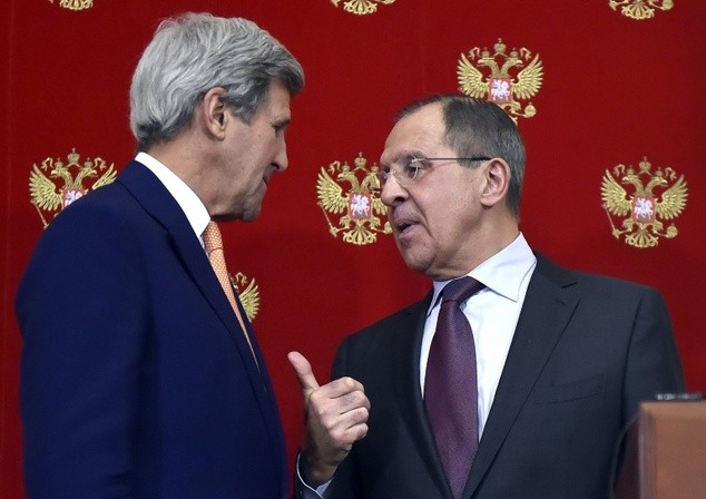 Lavrov, Kerry hold phone talks on Syria ceasefire - ảnh 1