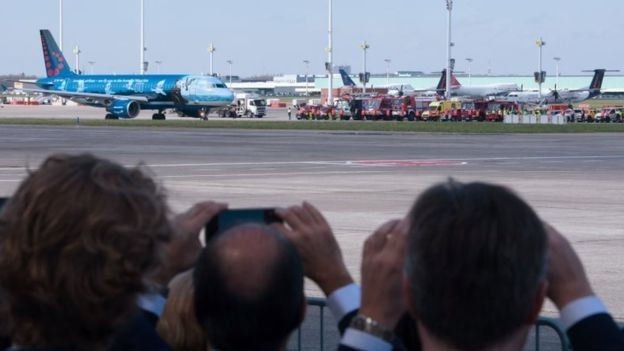 Zaventem airport reopens  - ảnh 1