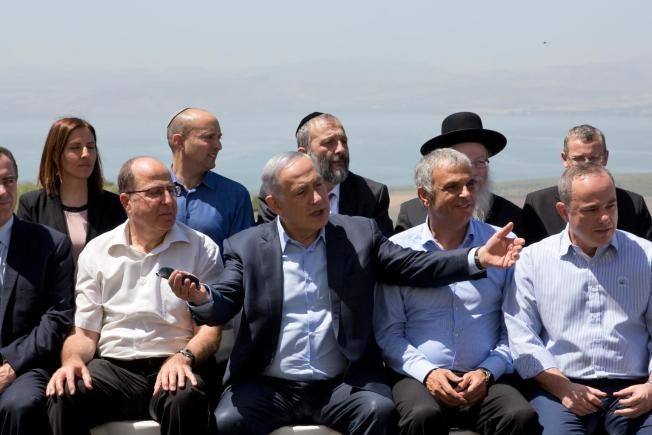 Israel refuses to withdraw from Golan Heights - ảnh 1