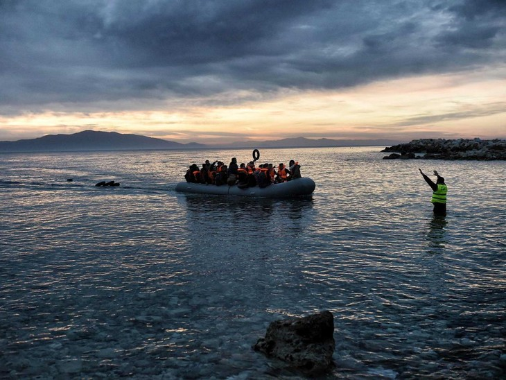 Hundreds of refugees have drowned in Mediterranean Sea - ảnh 1