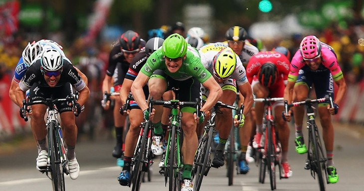 Tour de France - the world's most famous bicycle race - ảnh 2