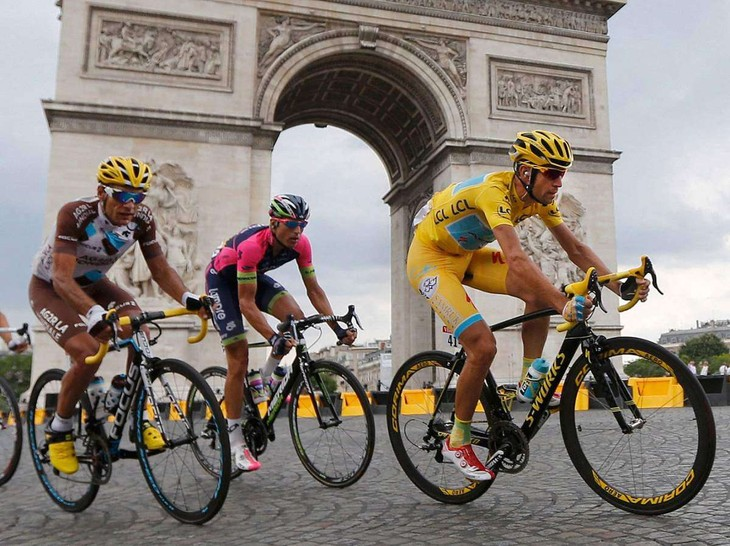Tour de France - the world's most famous bicycle race - ảnh 1
