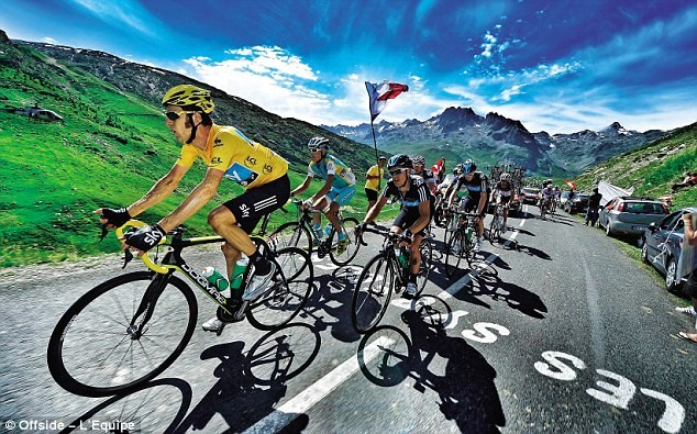 Tour de France - the world's most famous bicycle race - ảnh 3