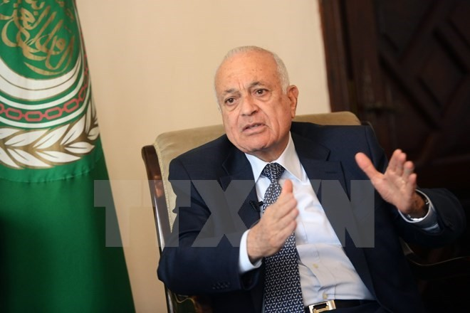 Arab League Secretary General calls for a special criminal court for Israel - ảnh 1