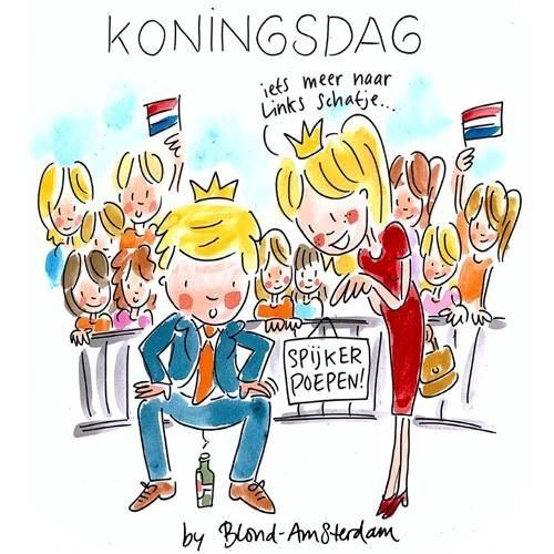The King's Day of the Dutch: Time of orange madness!   - ảnh 3