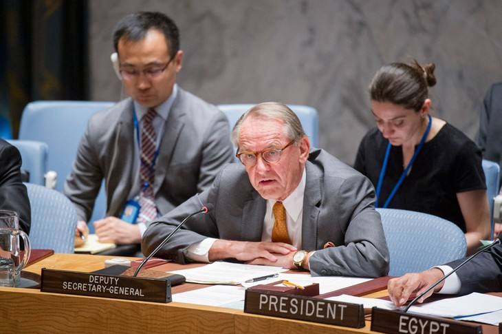 UN Security Council stresses need to counter IS and Al-Qaeda - ảnh 1