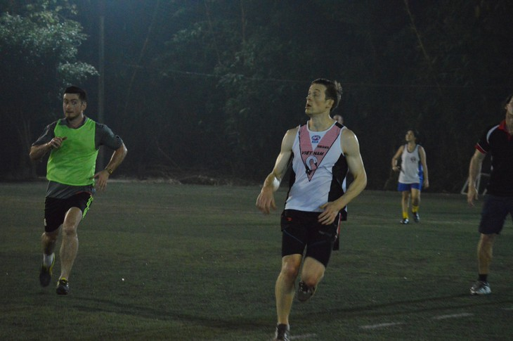 The Gaelic football club: Irish culture right in Hanoi - ảnh 3