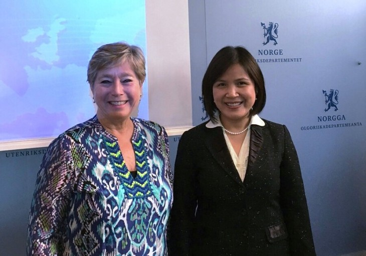 Vietnam and Norway strengthen cooperation - ảnh 1