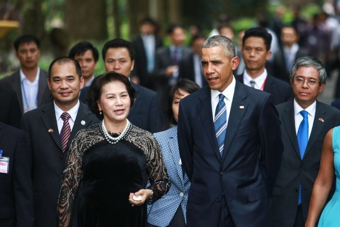 US urged to provide Vietnam more support in climate change  - ảnh 1