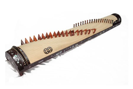 The 16-String Zither - Traditional Vietnamese Musical Instrument - ảnh 1