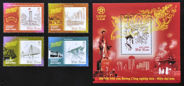 Stamp collecting hobby in Vietnam - ảnh 1