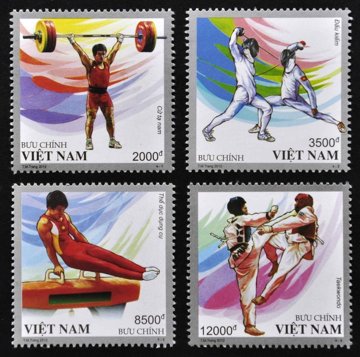 Stamp collecting hobby in Vietnam - ảnh 7