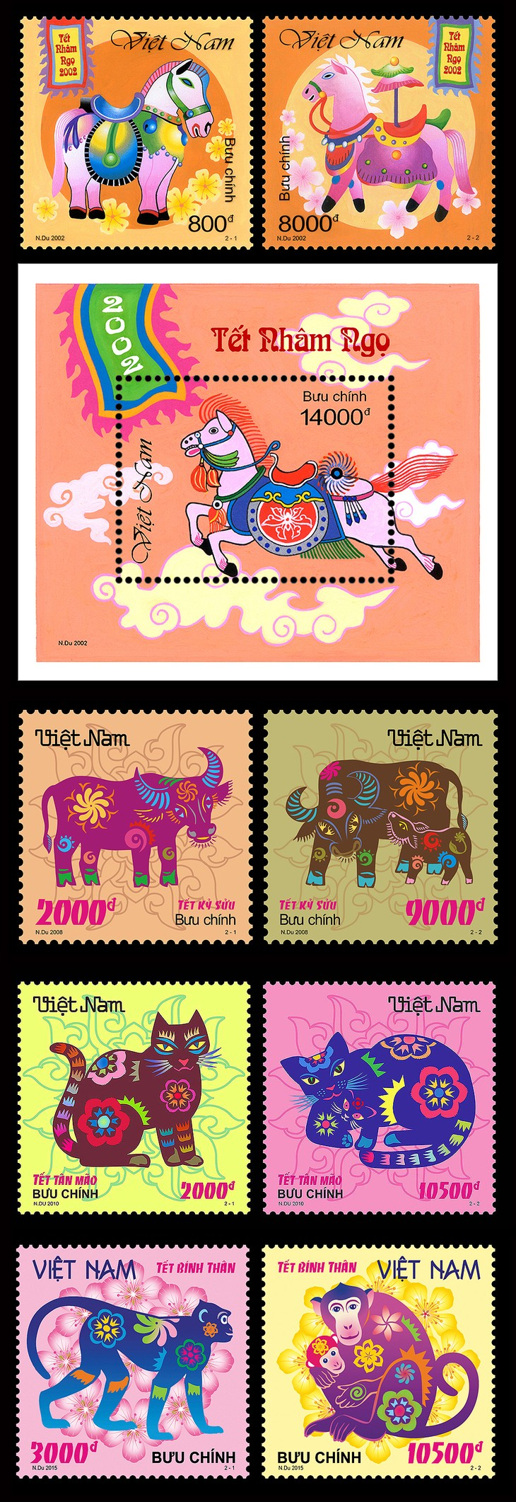 Stamp collecting hobby in Vietnam - ảnh 4