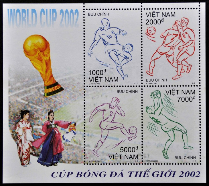 Stamp collecting hobby in Vietnam - ảnh 8