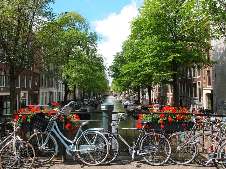 The Netherlands – The bicycle heaven of the world - ảnh 3