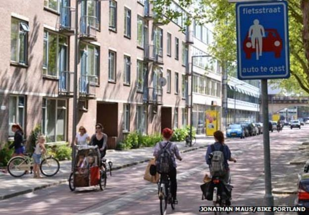 The Netherlands – The bicycle heaven of the world - ảnh 6