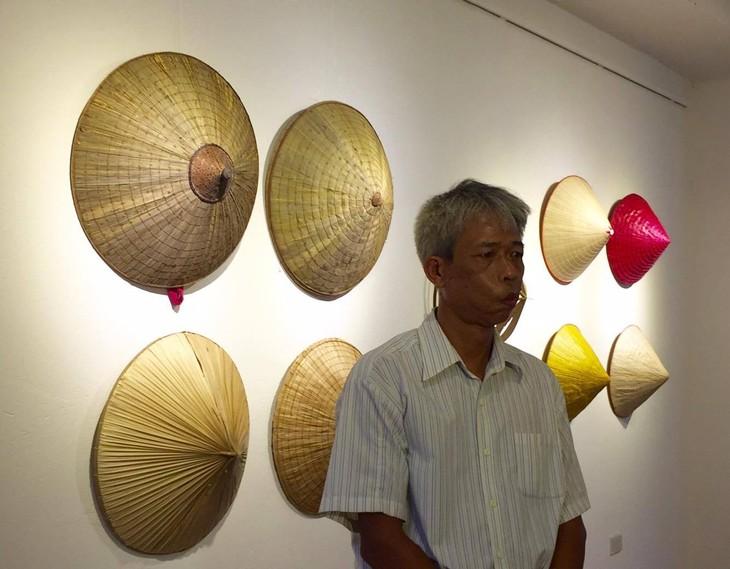 Tri Lễ - a village that makes traditional palm leaf hats - ảnh 2