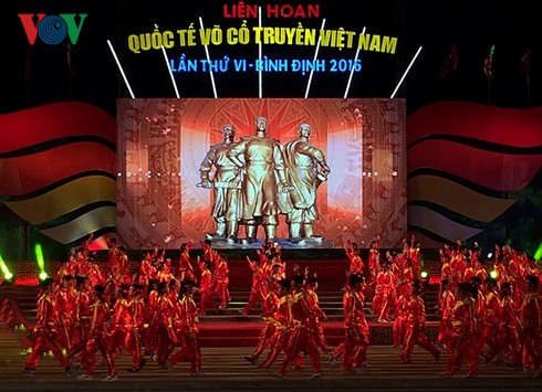 International festival of traditional Vietnamese martial arts opens - ảnh 1