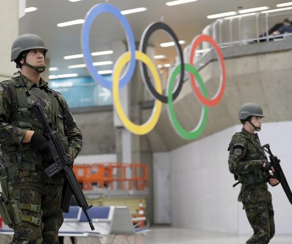Brazil tightens security during Rio Olympics - ảnh 1