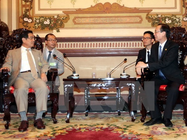 Japan, Ho Chi Minh City to speed up construction of metro railway No. 1 - ảnh 1